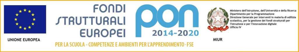 Banner PON 2014 - 2020