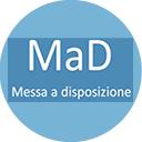 Moduli MAD (Messa A Disposizione)